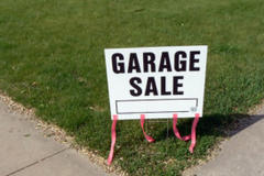 Bargain Hunting Alert: Find Yard Sales Nearby, List Yours for Free